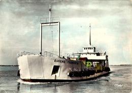 Transports > Bateaux > Autres / BAC  EUGENE  FROMENTIN  / ILE  OLERON - Bateaux