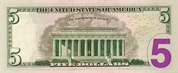 U.S.A. P. 539 5 D 2013 UNC - Federal Reserve (1928-...)