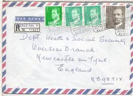 ALFAZ DEL PI ALICANTE CC CERTIFICADA SELLOS BASICA - 1931-Hoy: 2ª República - ... Juan Carlos I