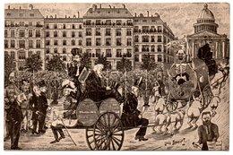 AFFAIRE DREYFUS * CARICATURE * Fournisseur De La République LOUPILLON * RICHER * Illust. Louis Bouchet - Evènements