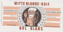 BIERETIKET - Beer