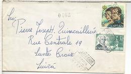 MADRID CC CERTIFICADA SELLOS FAMILIA REAL VENTURA RODRIGUEZ ARQUITECTURA - 1931-Hoy: 2ª República - ... Juan Carlos I
