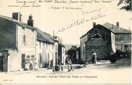 Bologne - Vue De L'hotel Des Postes - Autres Communes
