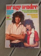 Melle Age Tendre N° 112 Mars 1974 - People