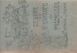 Oeuvre De La Sainte Enfance/ Programme Et Extraits  Des Chants/Fêtes De Juin 1906 / Epernay/Petit/1906          PROG224 - Programs