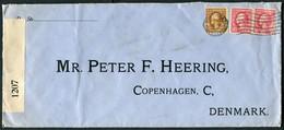 1917 USA Renken & Yates Smith Inc.Time Square, New York - Peter Heering, Copenhagen Denmark. - United States