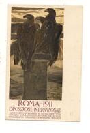 P45 ILLUSTRATORI Duilio Cambellotti Esposizione Roma 1911 Non  VIAGGIATA - Illustrators & Photographers