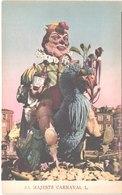 FR06 NICE - Le Carnaval - Défilé De Chars Géants - Animée - Belle - Carnaval
