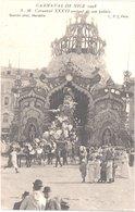 FR06 NICE - Le Carnaval - Défilé De Chars Géants - 1908 - Animée - Belle - Carnaval