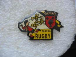 Pin's Du Club SOG Rugby - Rugby