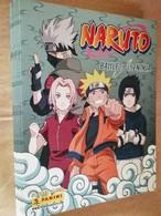 Naruto Battle Of The Ninja Album Vuoto Panini 2008 Da Edicola - Edizione Italiana