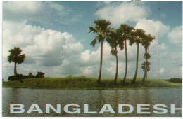 Bangladesh Country Side. Mint Uncirculated Postcard From Bangladesh - Bangladesh