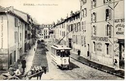 Epinal - Rue Entre Les Deux Ponts - Epinal