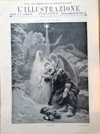 L'illustrazione Italiana 26 Dicembre 1915 WW1 Natale Trentino Trieste Messa Doni - Guerra 1914-18