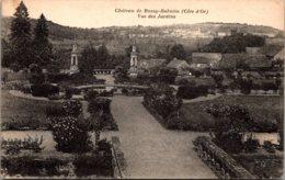 France Chateau De Bussy-Rabutin Vue Des Jardins - France