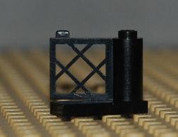 Lego Porte Noir Portail Ref 3358 Et 3359 1x3x2 - Lego Technic