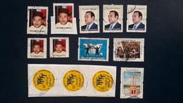 Maroc - Morocco - 2013 - Lot Timbres Oblitérés - Maroc (1956-...)
