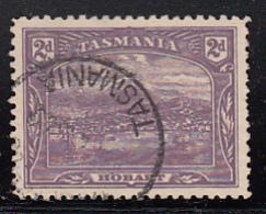 Tasmania 1905-1908 Used Sc 104 2p Hobart - Oblitérés