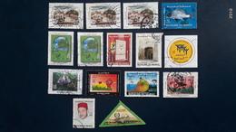 Maroc - Morocco - 2010 - Lot Timbres Oblitérés - Maroc (1956-...)