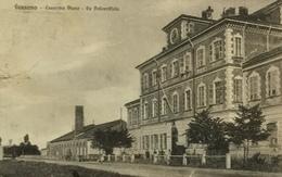 FOSSANO CASERMA PIAVE EX POLVERIFICIO VG AUTENTICA 100% - Cuneo