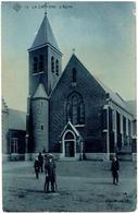 LA CROYÈRE - La Louvière - L' Eglise - SBP N° 13 - La Louvière
