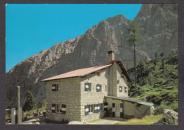 87252/ DOLOMITI, Gruppo Del Sorapis, Rifugio A. Vandelli - Italie