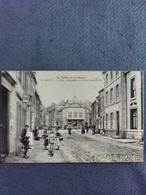 Revin - La Rue Jacquemart Et La Rue Paule Minck. Belle Animation - Revin