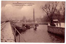 5119 - Plombières Les Dijons ( 21 ) - L'Ouche Et La Ligne D'Epinac - - France