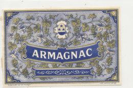 AN 471 / ETIQUETTE     ARMAGNAC - Labels