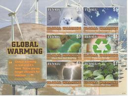 Réchauffement Climatique - Global Warning - Tuvalu