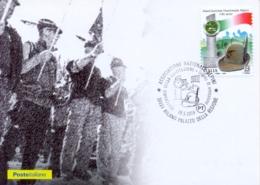 Italia 2019 FDC Maximum Card Centenario Della Associazione Nazionale Alpini Annullo Di Milano - Militaria