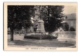 Tinteniac_Le Monument_Etat Superbe. - Other Municipalities