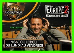 """SÉRIE TV - """" EUROPE 2. """" RADIO ARTHUR 103.5 - - Affiches Sur Carte"""