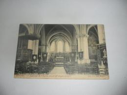 Meise:meysse Intérieur De L'église - Meise