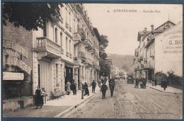 Gerardmer , Grande Rue , Animé - Gerardmer