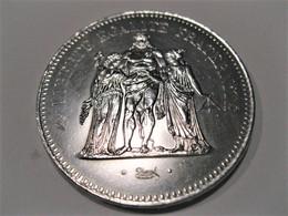 50 Francs Hercule 1975 F. - Frankreich