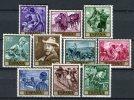 España 1964. Edifil 1566-75 ** MNH. - 1961-70 Nuevos & Fijasellos