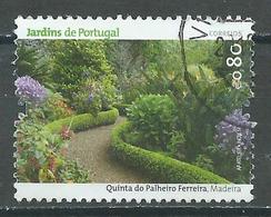 Portugal 2014 Jardins Du Portugal - Quinta De Palheiro Ferreira Oblitéré ° - 1910-... République