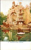 Portugal Fountain At Leiria 1909 - Leiria