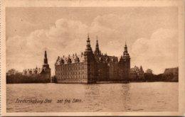 Sweden Frederiksborg Slot - Sweden