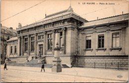 France Le Havre Palais de Justice
