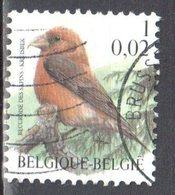 Belgium 2000 - Birds - Mi.2969 - Used - Oblitéré - Belgium