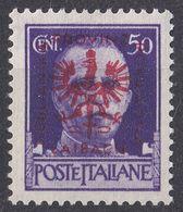 OCCUPAZIONE TEDESCA DI LUBIANA - 1944 - Unificato 8 Nuovo MNH. - German Occ.: Lubiana