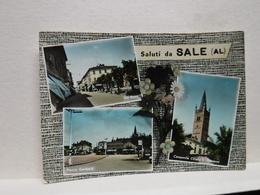 SALE -- ALESSANDRIA  ----  SALUTI DA - Cartes Postales