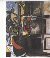 1998 Ghana   Picasso Art Painting Souvenir Sheet MNH - Ghana (1957-...)