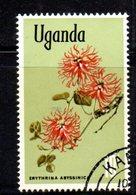 APR1494 - UGANDA OUGANDA 1969 ,  Yvert  N. 95  Usato (2380A) . - Uganda (1962-...)