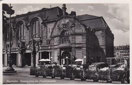 AK Mannheim - Rosengarten Am Friedrichsplatz - 1940 (42058) - Mannheim