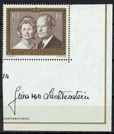 Liechtenstein 1974 // Mi. 614 ** - Liechtenstein