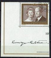 Liechtenstein 1974 // Mi. 614 O - Liechtenstein