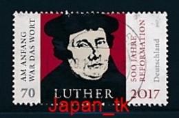GERMANY Mi. Nr. 3300 500. Jahrestag Der Reformation - Used - Gebraucht